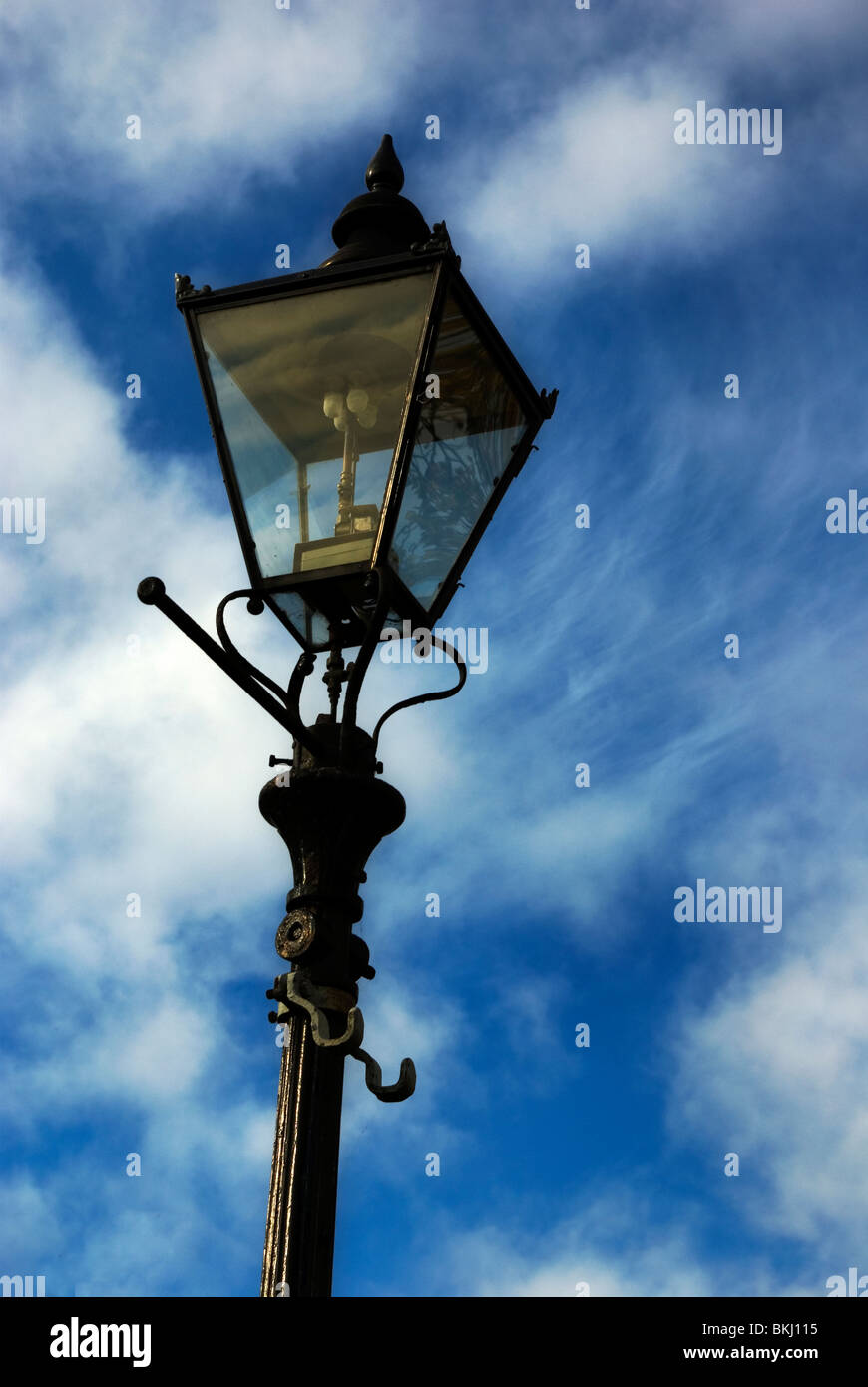 Old Fashioned Street lamp in London Stock Photo, Royalty Free ...