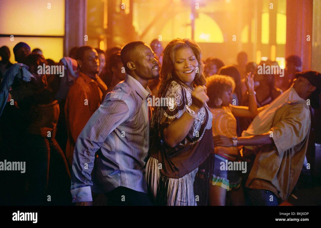 BEAUTY SHOP 2005 DJIMON HOUNSOU QUEEN LATIFAH BESH 002 02
