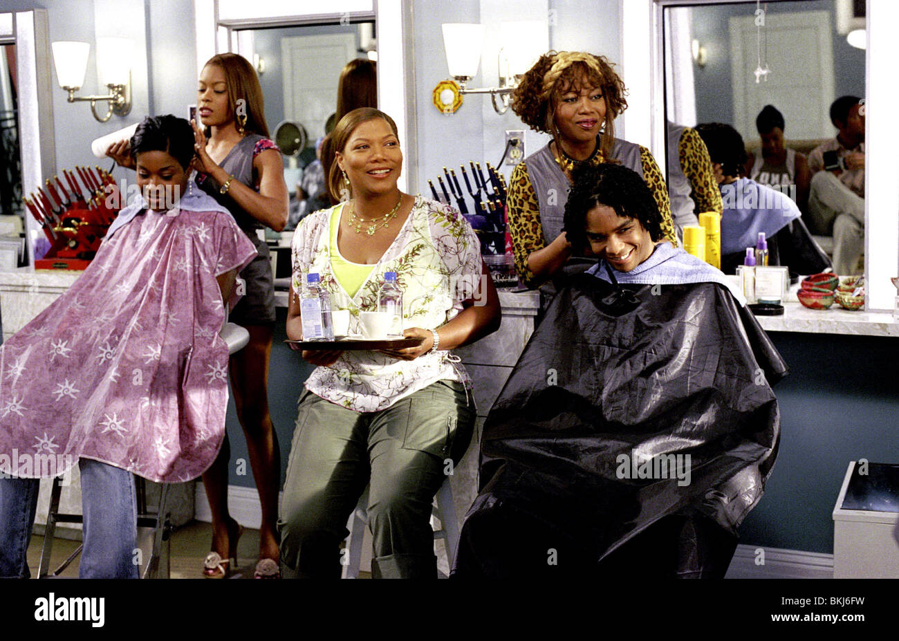 BEAUTY SHOP 2005 GOLDEN BROOKS QUEEN LATIFAH ALFRE WOODARD BESH 001