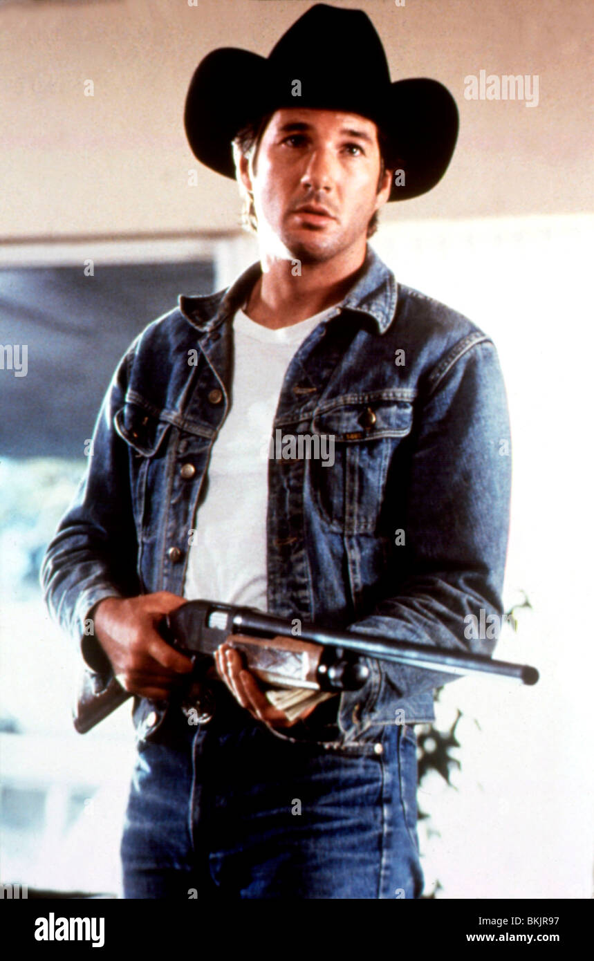miles from home 1988 richard gere mfhe 001 stock photo