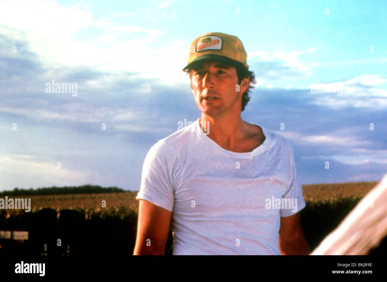 miles from home 1988 richard gere mfhe 004 stock photo