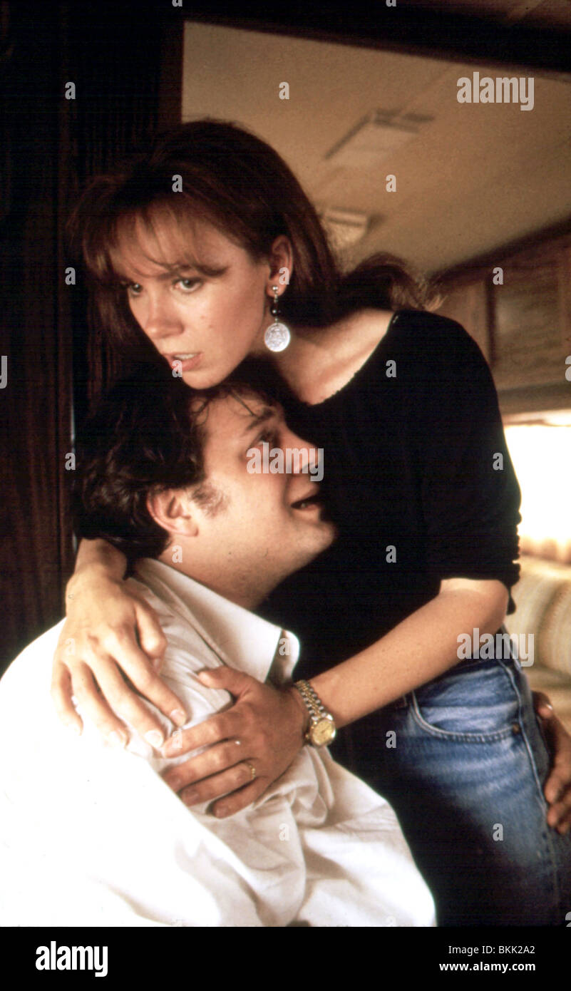 WIRED (1989) MICHAEL CHIKLIS, LUCINDA JENNEY WRD1 006 Stock Photo ...