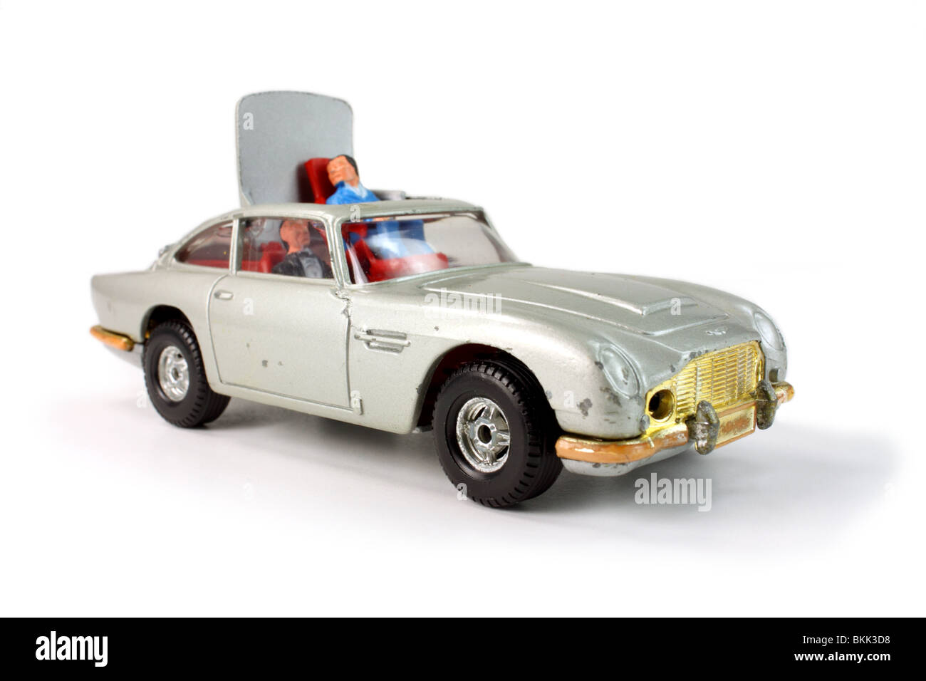 original corgi die-cast toy of james bond's aston martin db5 stock