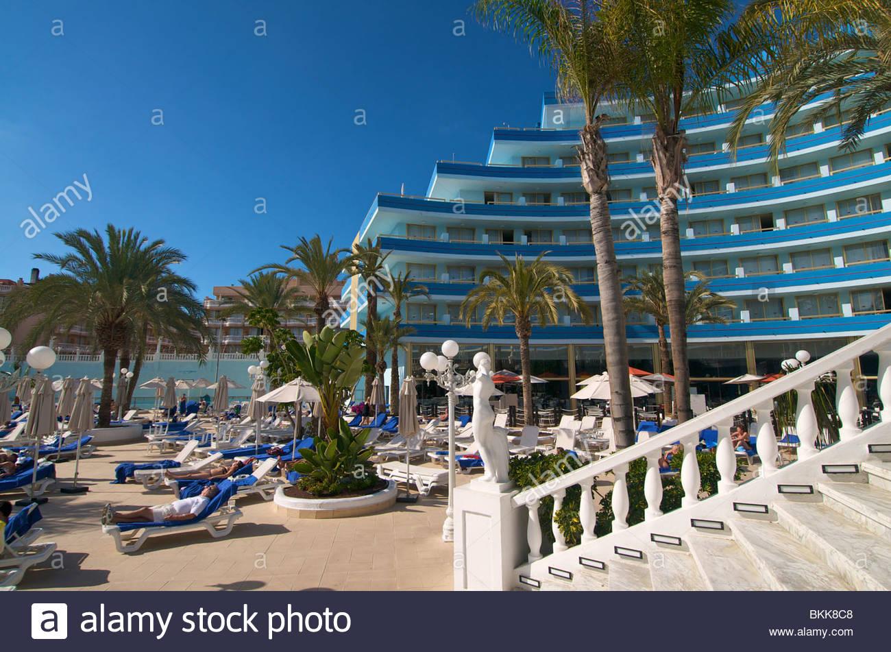 Hotel De Las Americas Mediterranean Palace Hotel Playa De Las Americas Tenerife Canary
