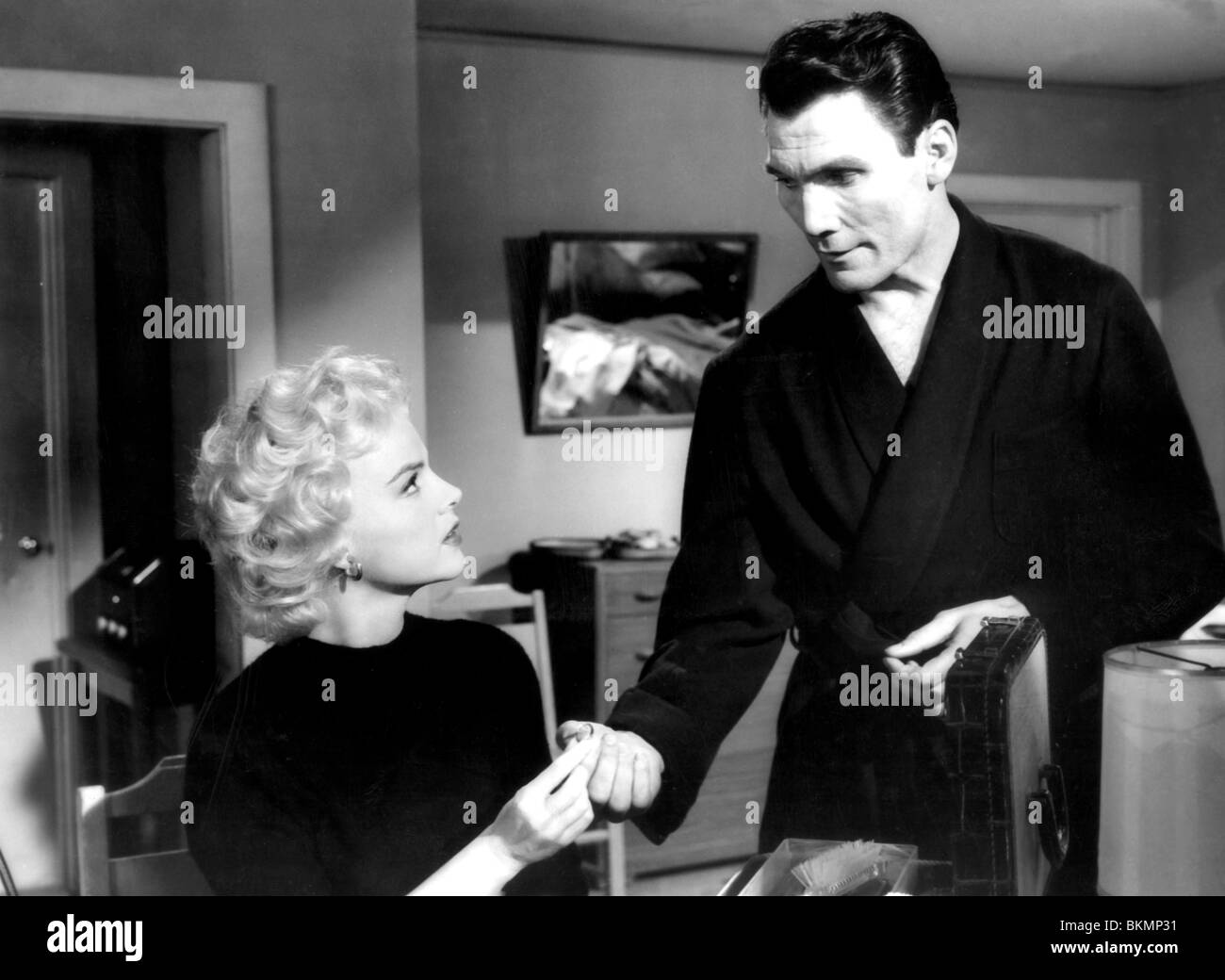 Jack Palance Filmes Simple house of numbers (1957) barbara lang, jack palance, russell rouse