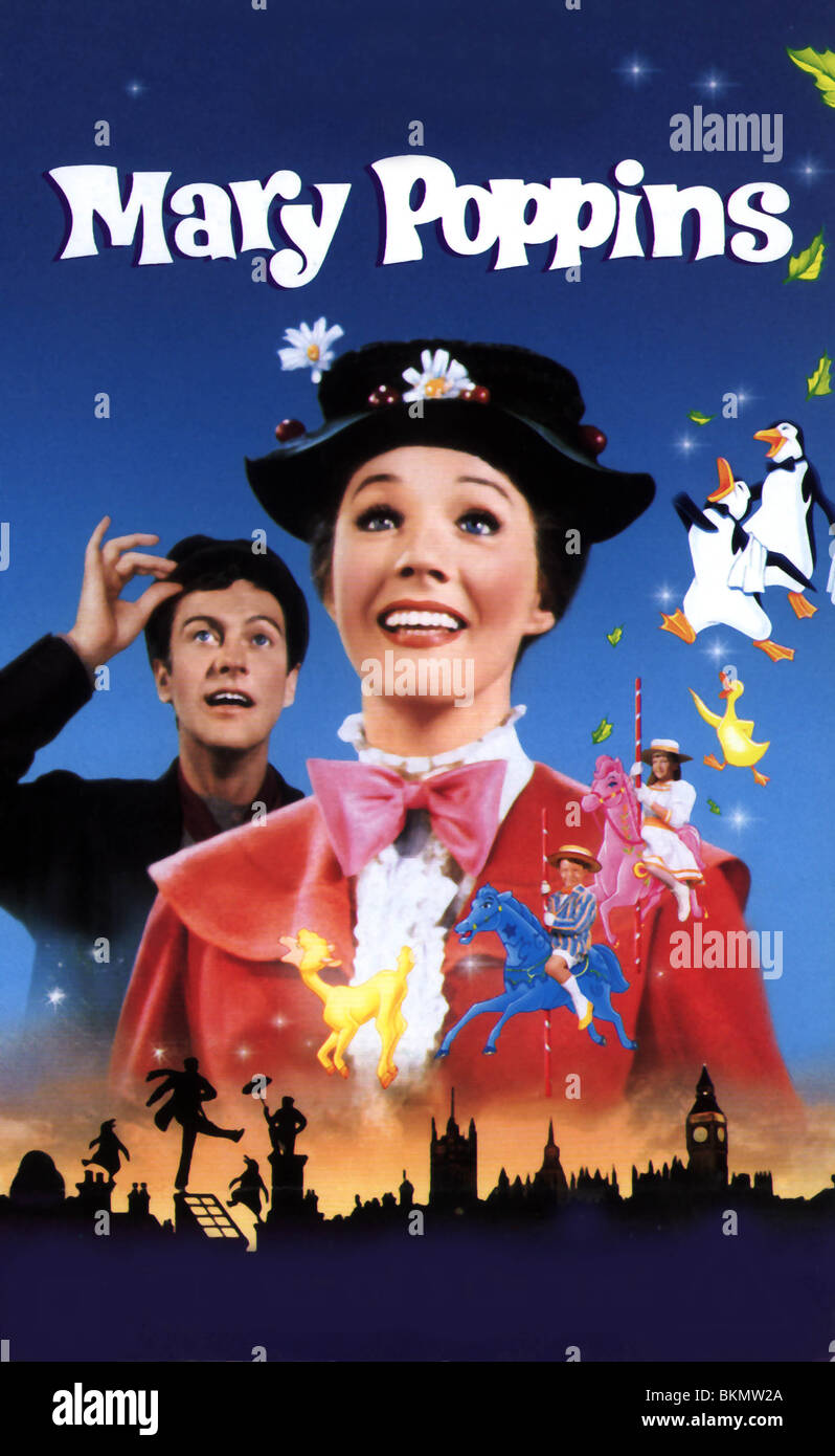 Download Film Mary Poppins 1964