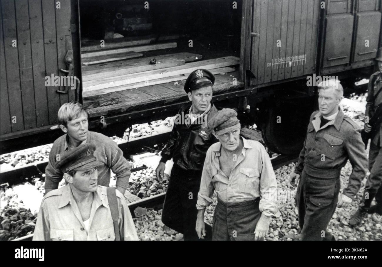 Stock photo von ryans express 1965 michael goodliffe john leyton frank sinatra trevor howard edward mulhare vrex 006 p