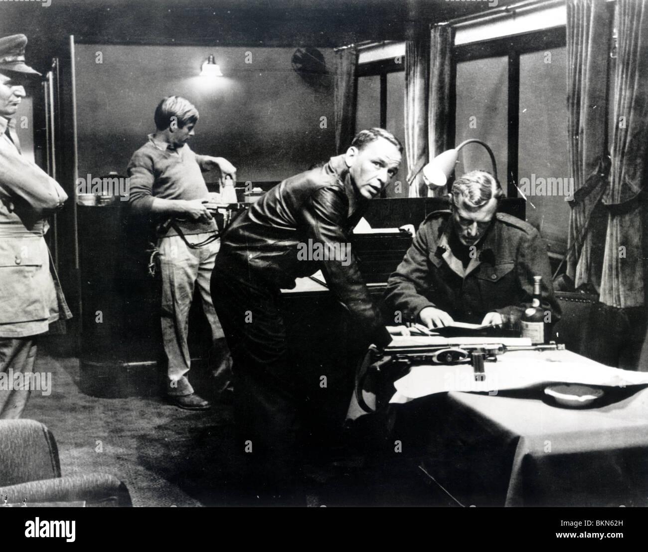 Stock photo von ryans express 1965 trevor howard frank sinatra edward mulhare vrex 005 p