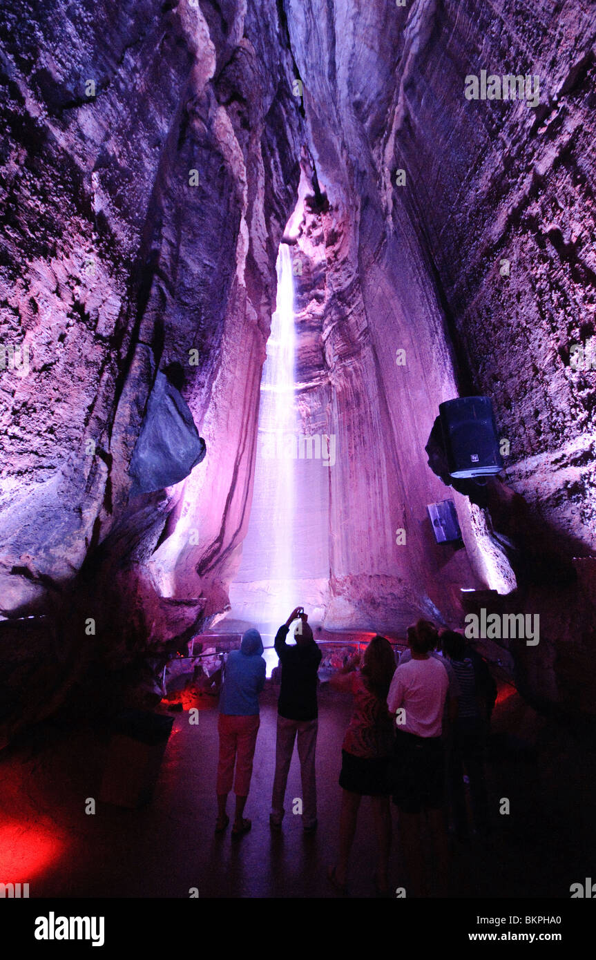 the ruby attraction Spectacular anna ruby falls lies in the heart of the chattahoochee national forest the quiet coolness of the area is broken only by the thundering rush of.