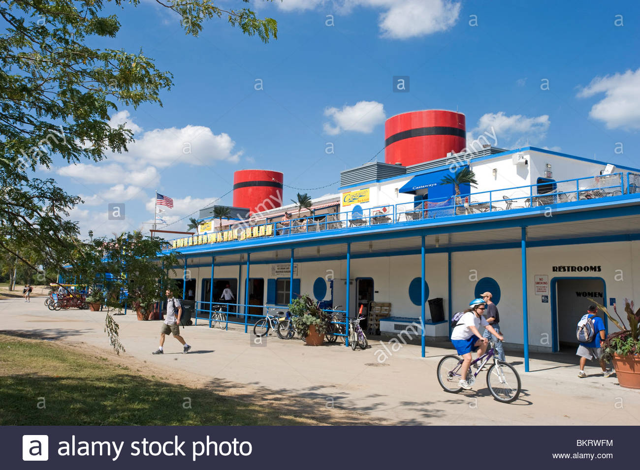Castaways Stock Photos  Castaways Stock Images Alamy - Chicago map north avenue beach