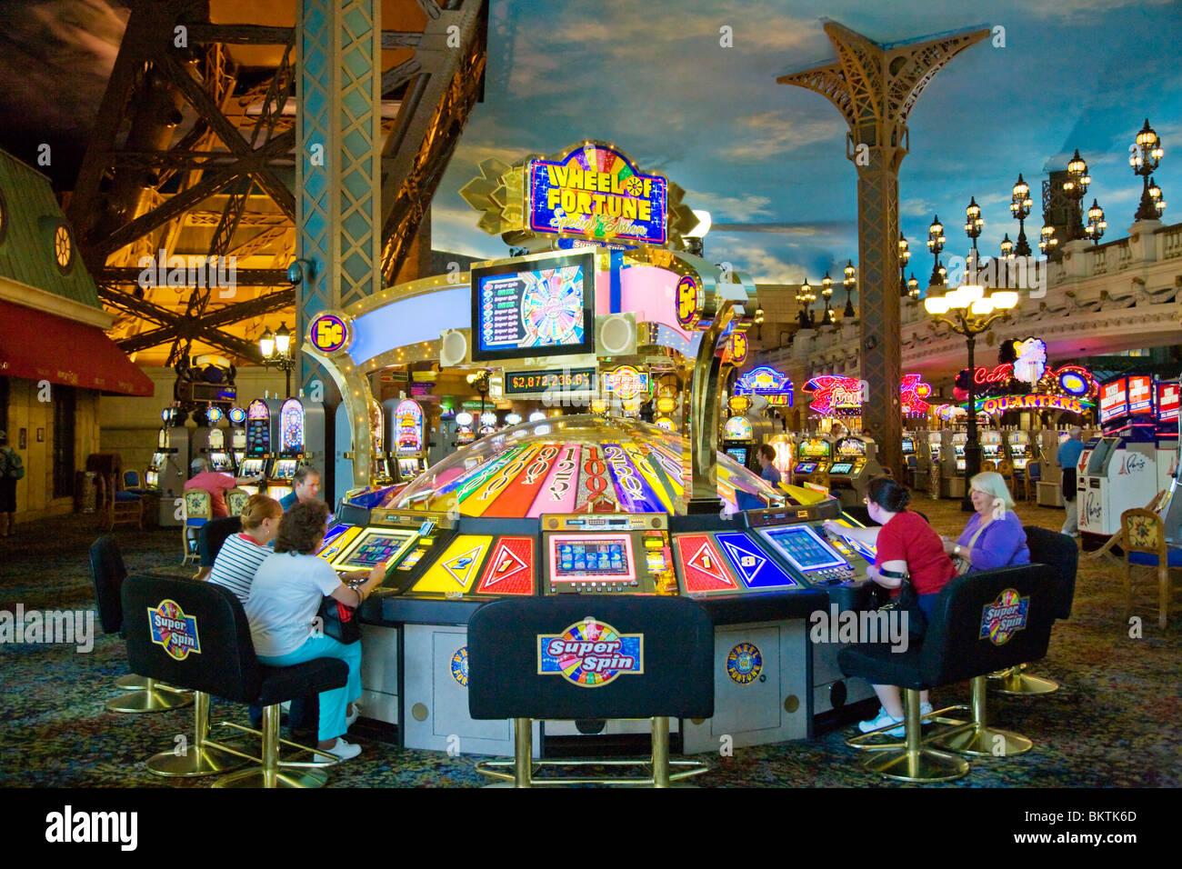 Gambling casinos in paris