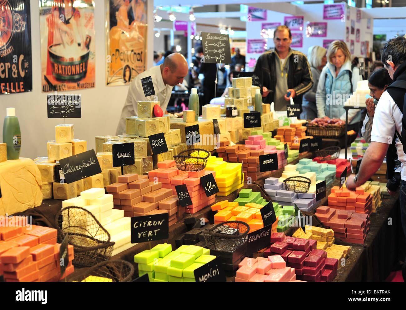 Paris Natural Foods