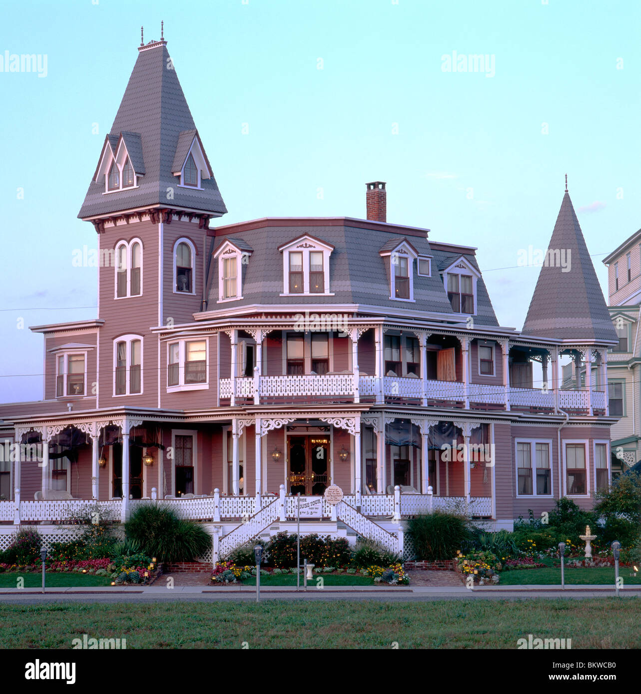Victoria House Bed And Breakfast Beach Haven Nj : Angel of the sea c bed breakfast victorian