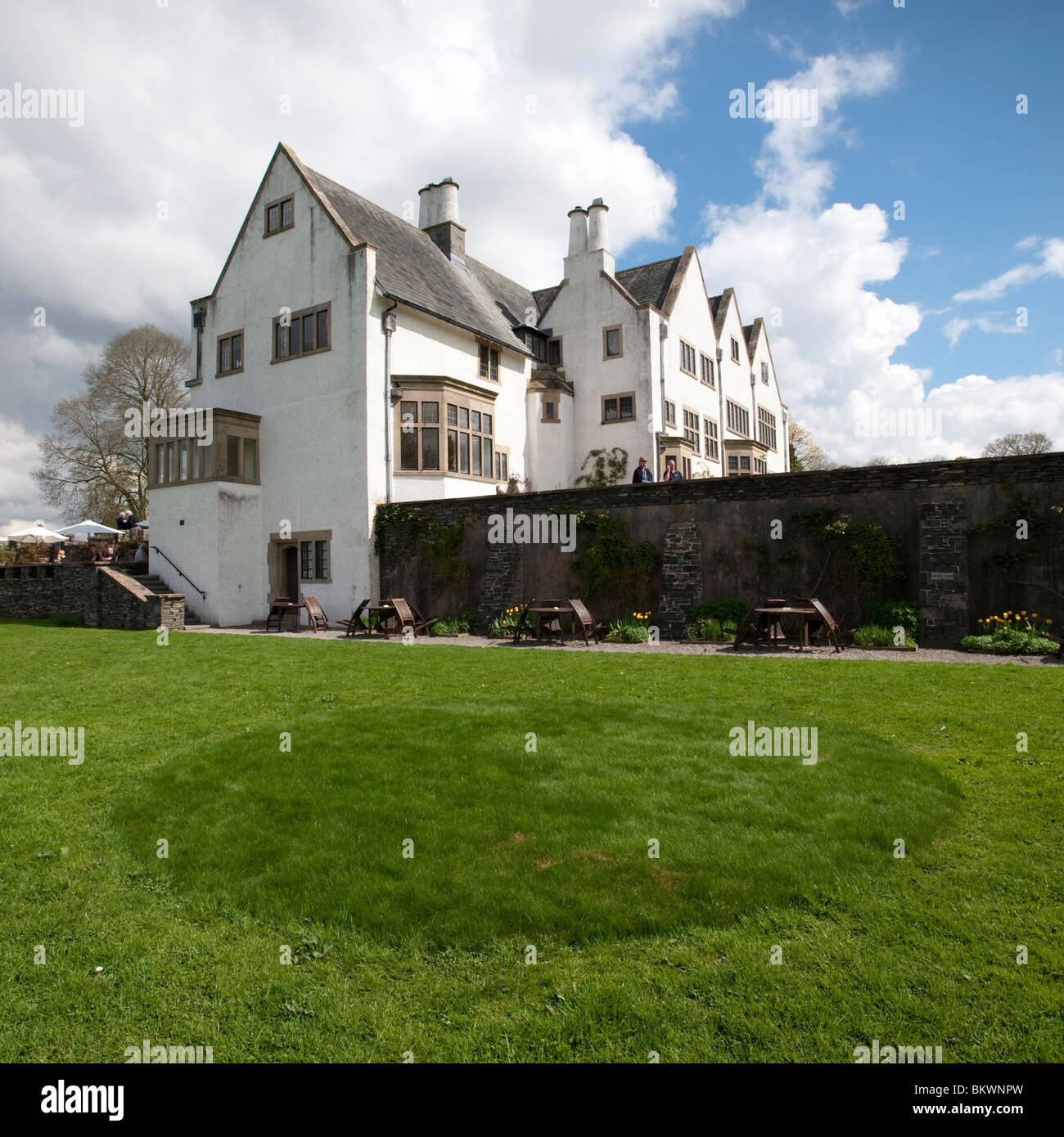 Blackwell The Arts And Crafts House Near Bowness On Windermere Cumbria Designed By Architect Mackay Hugh Baillie Scott 1900