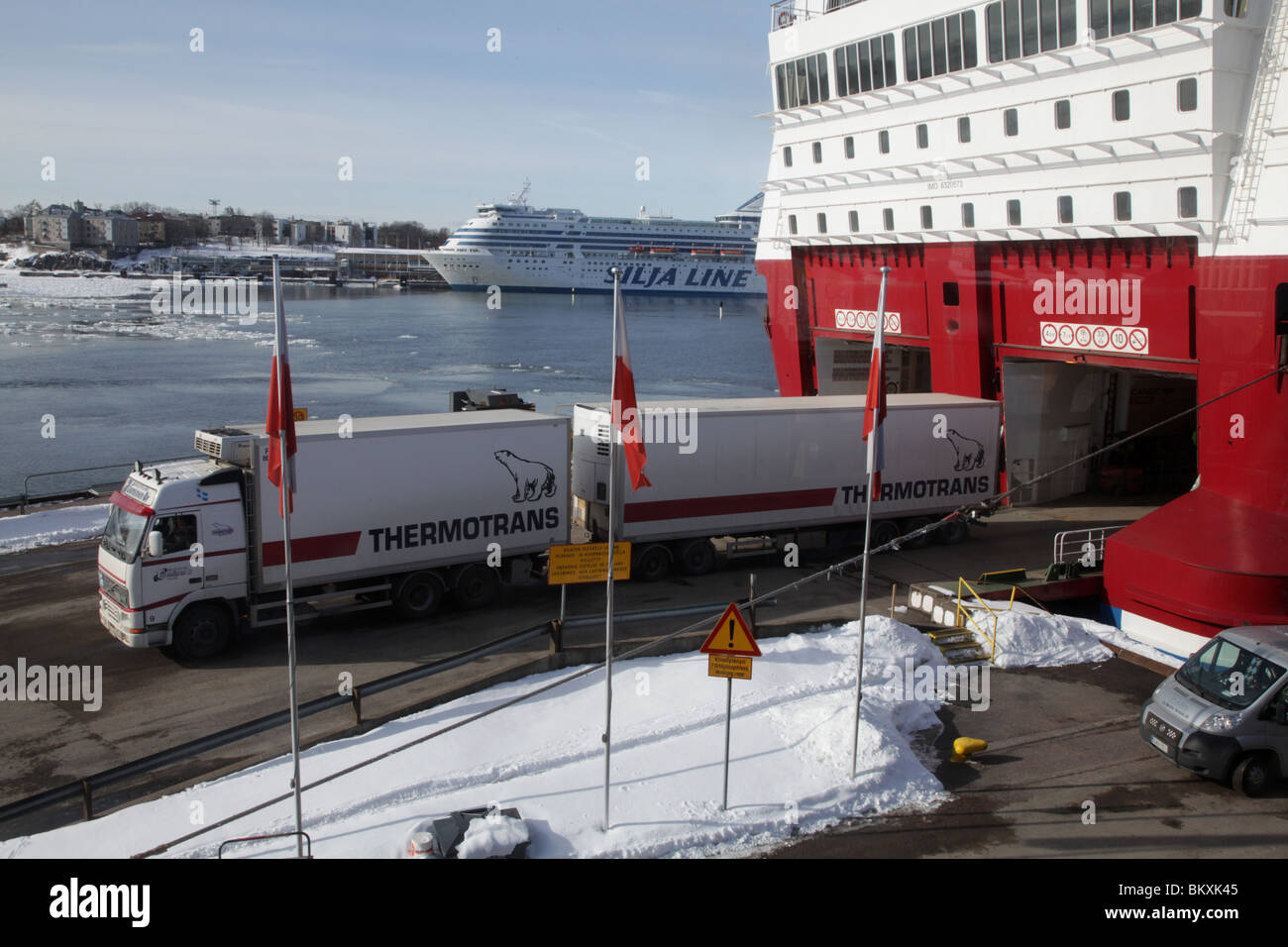 Viking Line Terminal Helsinki