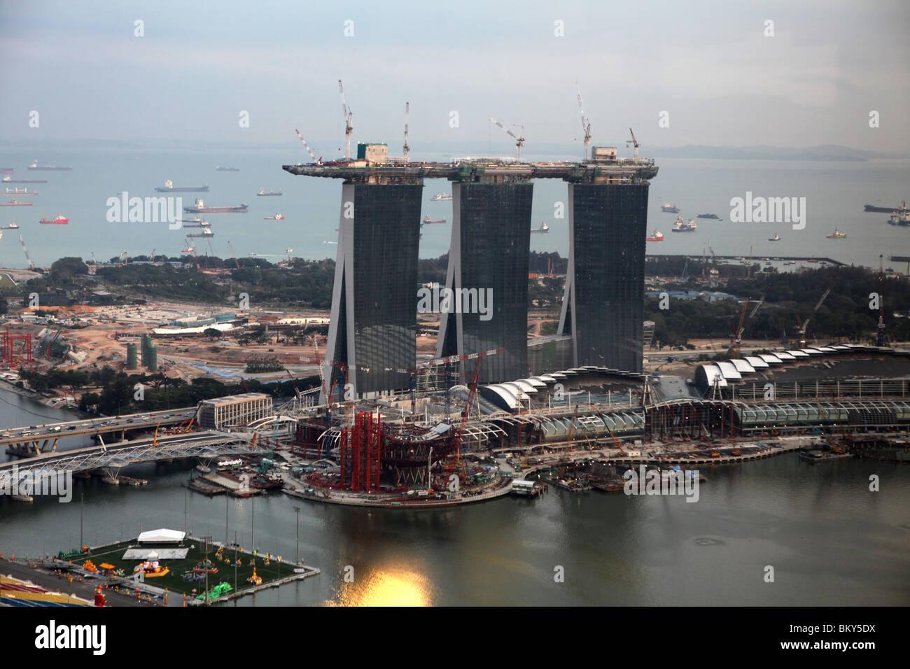 Singapore casino construction pelicula casino royal