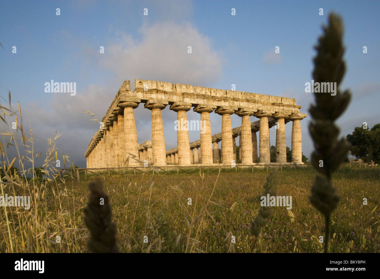 Temple of Hera, Heraion, UNESCO world heritage site ...