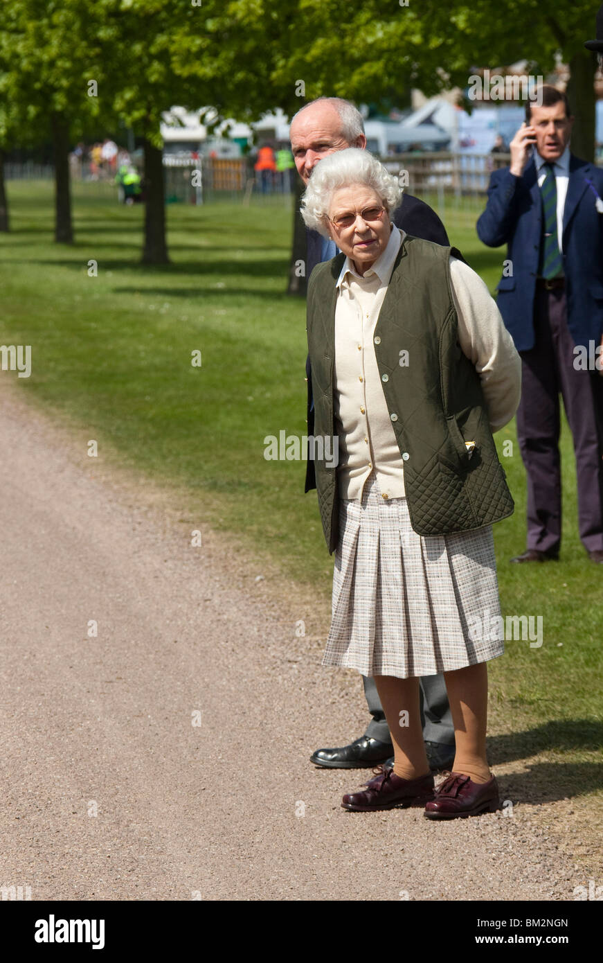 Britain 39 S Queen Elizabeth At The Royal Windsor Horse Show