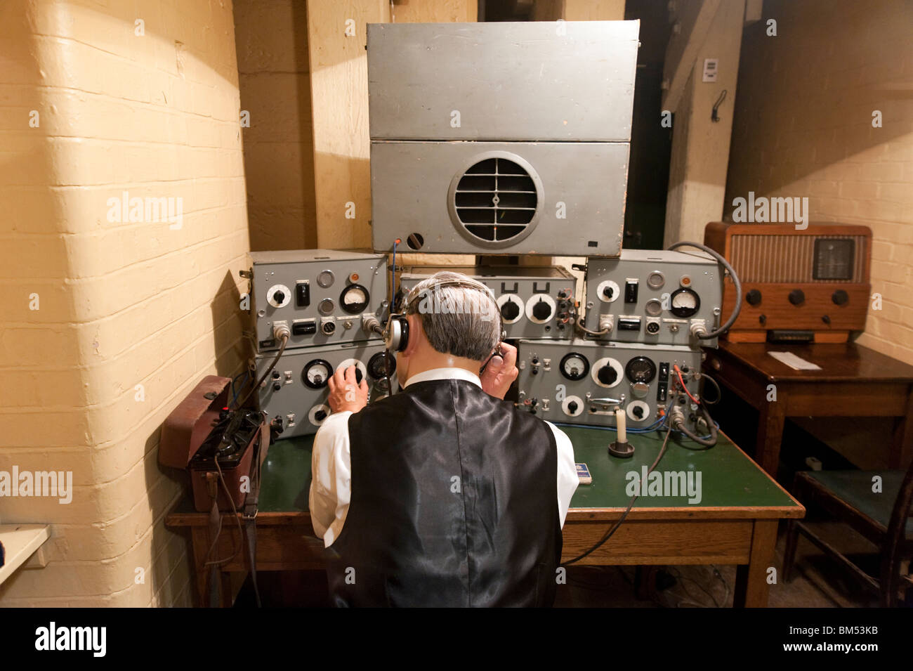 Cabinet War Museum Cabinet War Rooms Stock Photos Cabinet War Rooms Stock Images