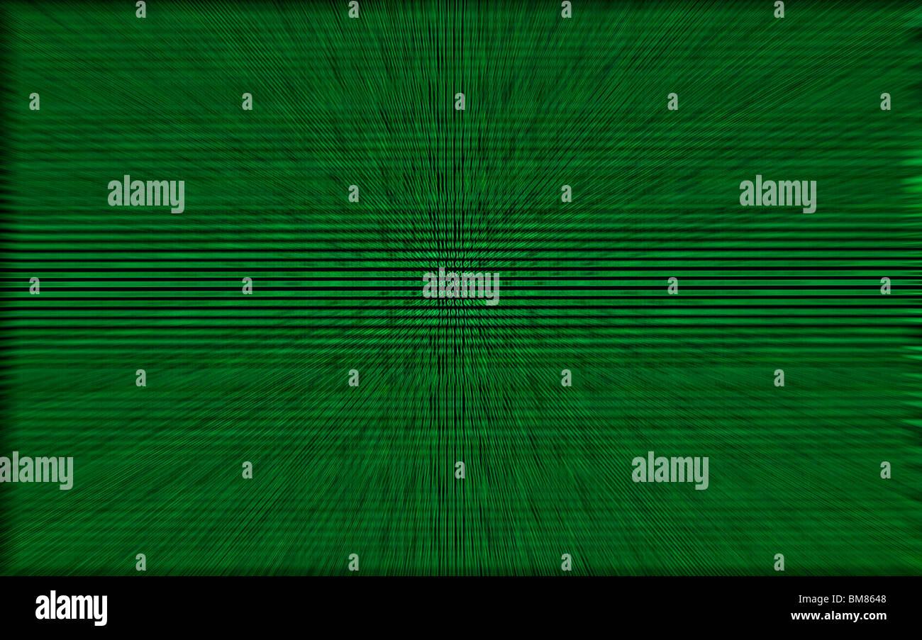 binary code background - digital ones and zeros Stock Photo