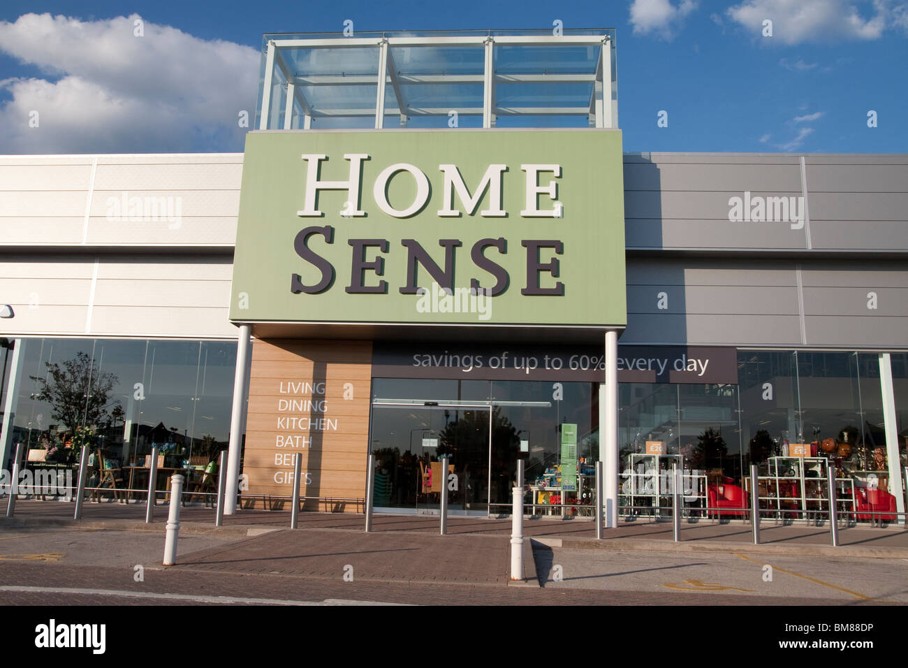 Home sense retail store at castle marina retail park for Dining chairs t k maxx