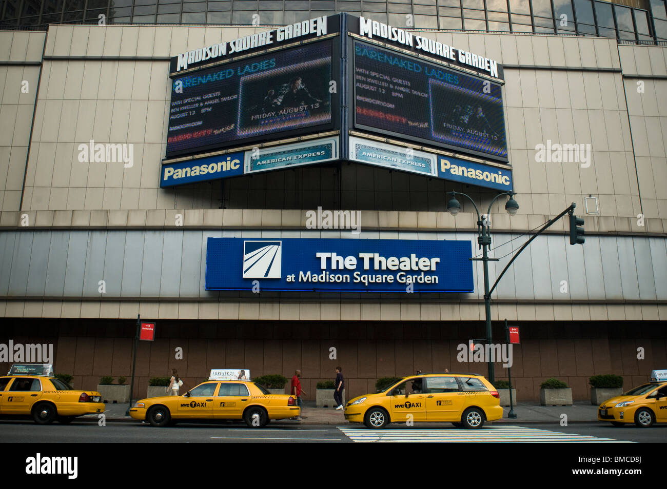 the theater in madison square garden formerly the wamu