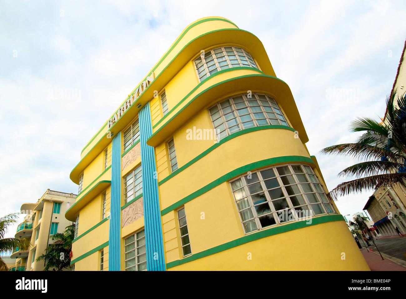 Barbizon Miami Beach Florida