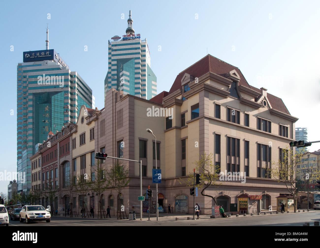 qingdao german architecture stock photos & qingdao german