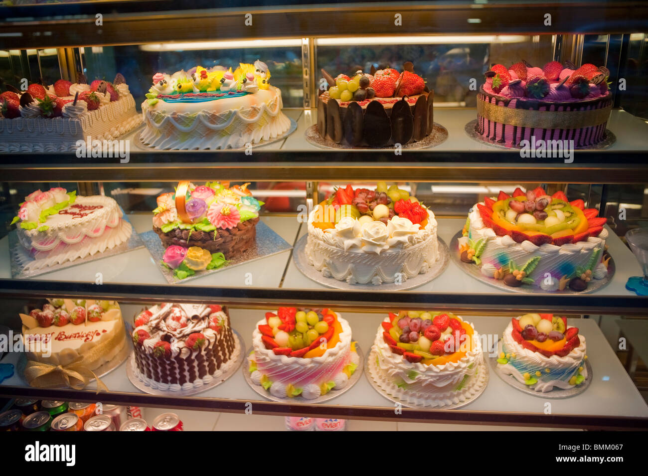 Cake Shops In Chinatown London