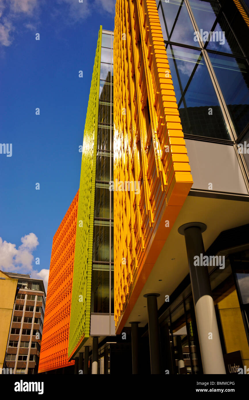 """Modern Architecture London England new construction, office buildings, """"central street giles"""