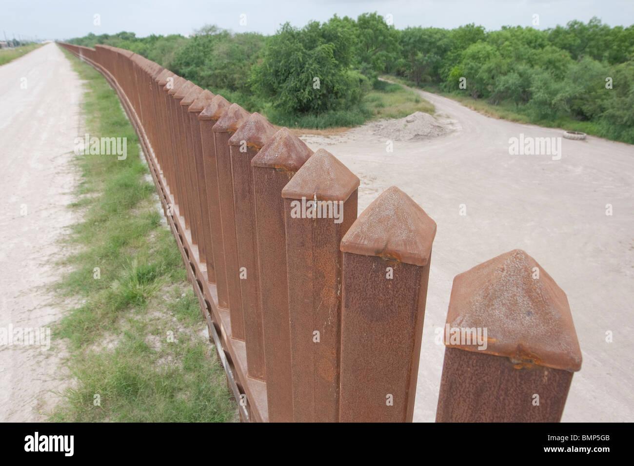 How crossing the USMexico border became a crime