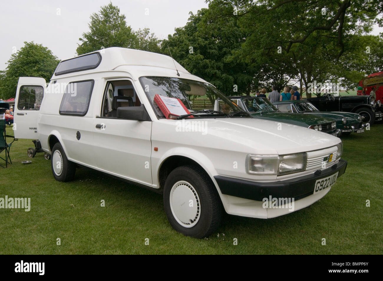 Old British Van Stock Photos \u0026 Old British Van Stock Images - Alamy