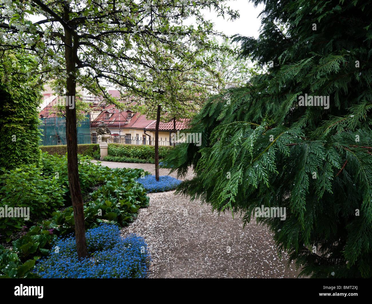 vrtba garden prague czech - photo #43