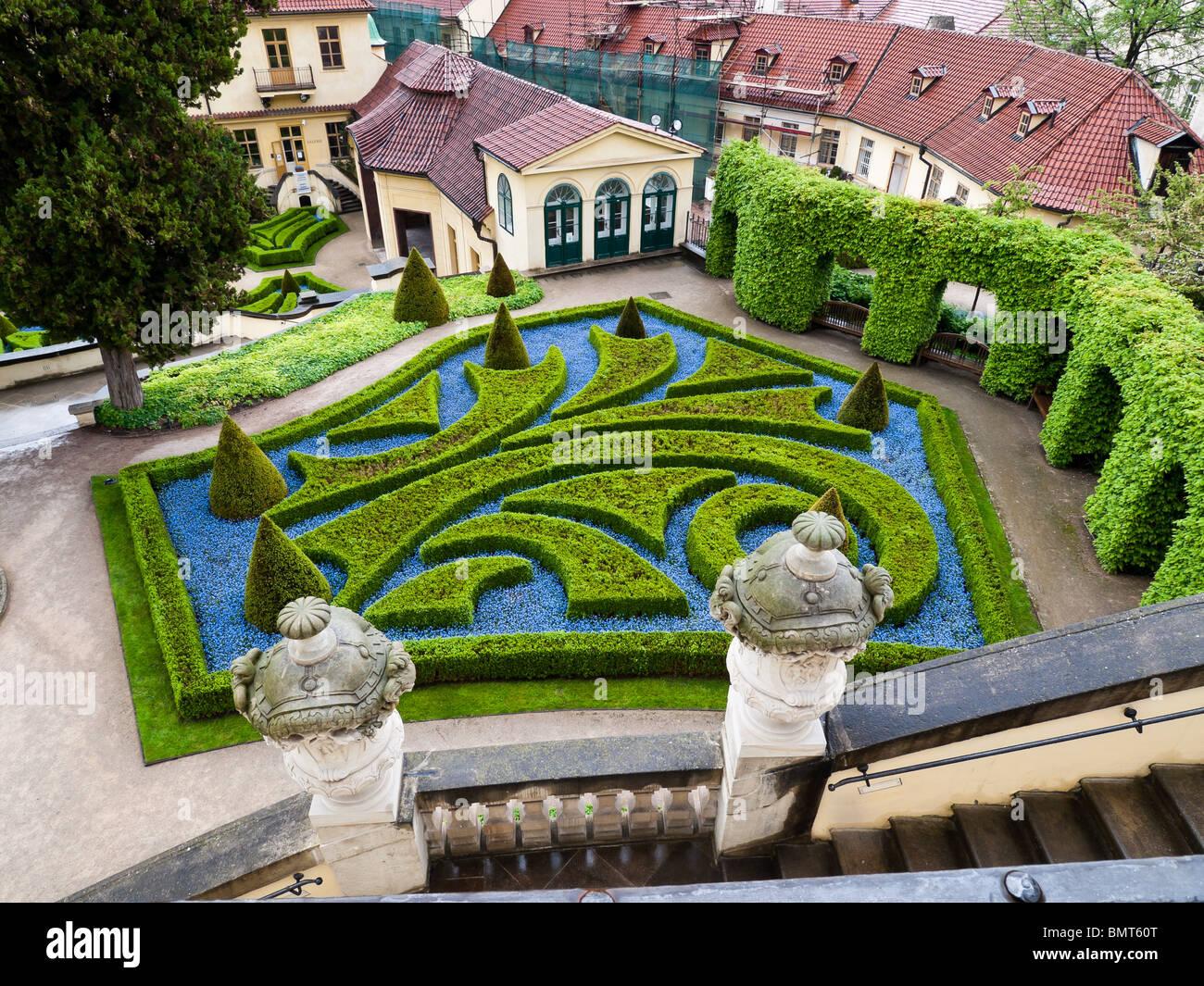 vrtba garden prague czech - photo #19