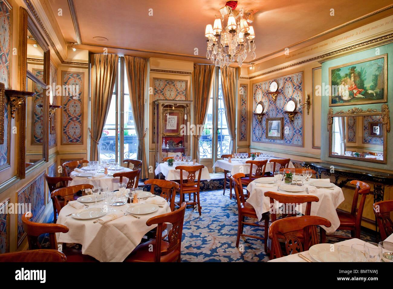 Le Commerce Cafe Paris