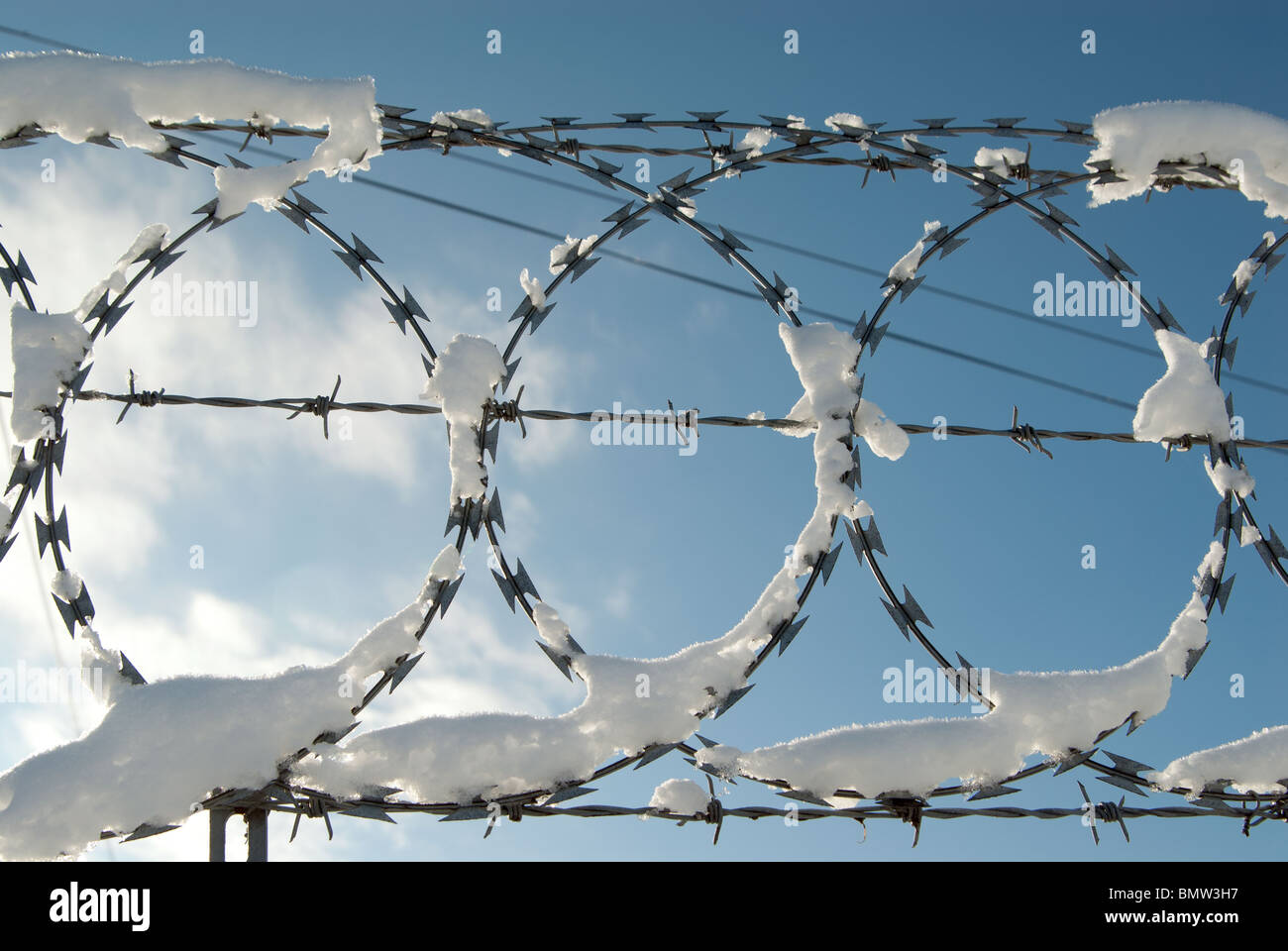 List of Synonyms and Antonyms of the Word: razorwire