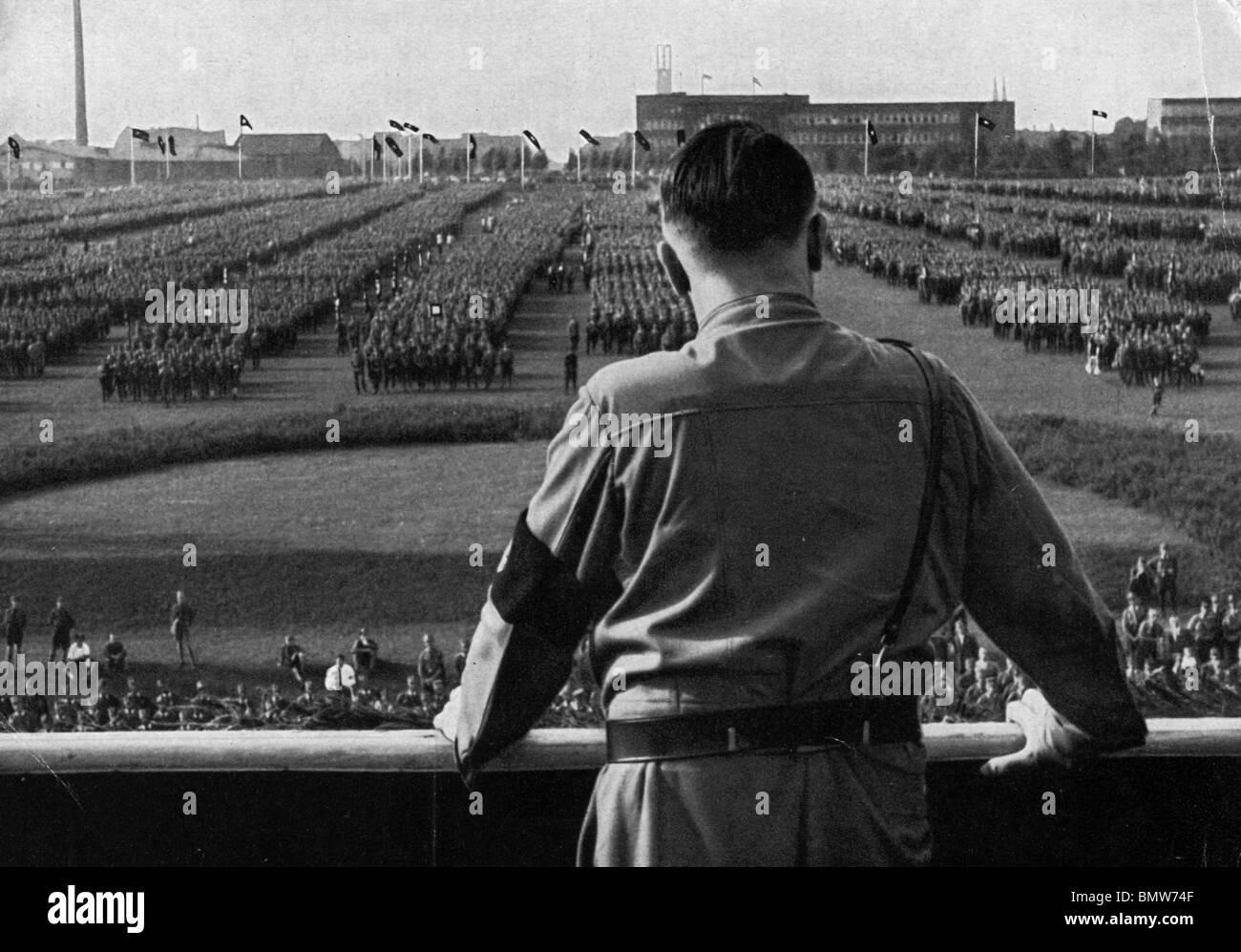 hitler s control german life between 1933 1939