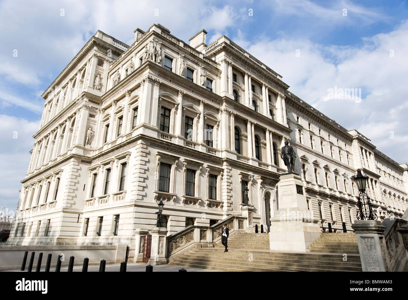 The foreign commonwealth office whitehall london england uk stock photo 30060691 alamy - British foreign commonwealth office ...