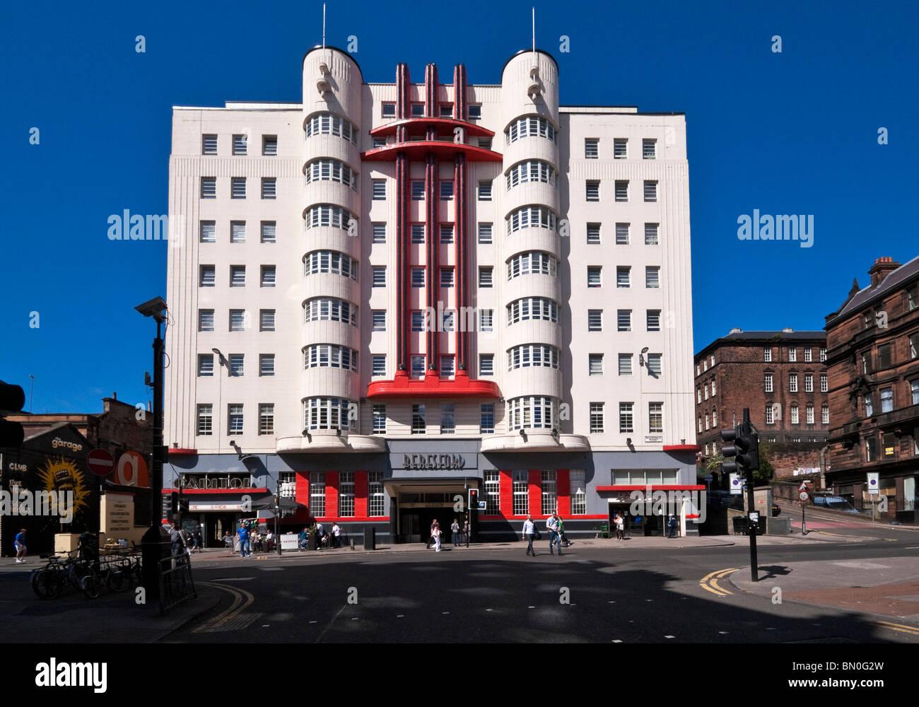 This Distinctive Art Deco Building In Sauchiehall Street
