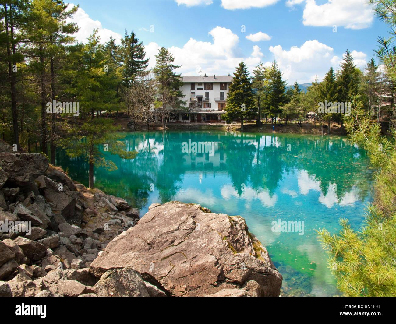 Lago delle lame lake rezzoaglio genoa ligury italy for Lago store genova