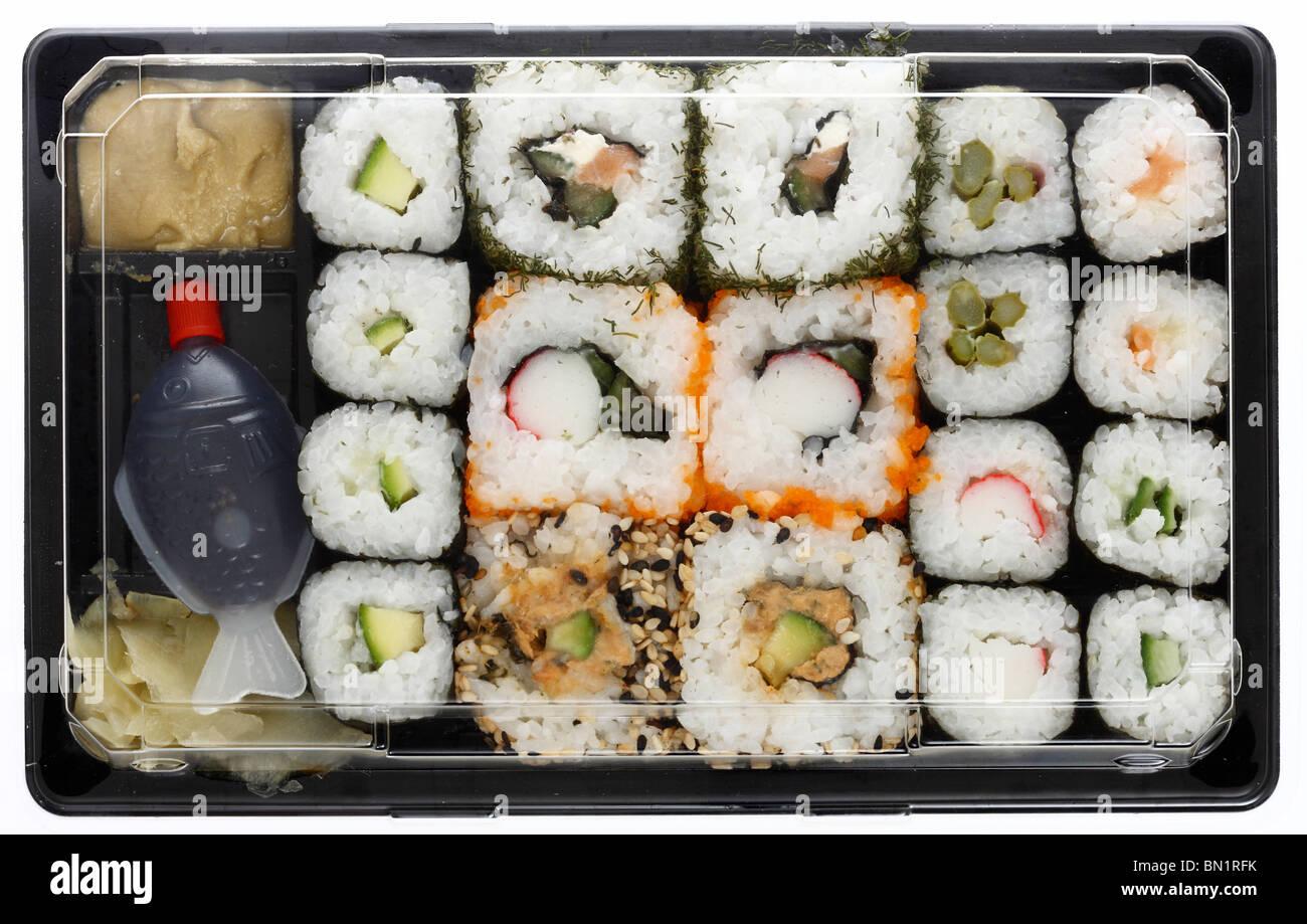Paleo Vegan Sushi