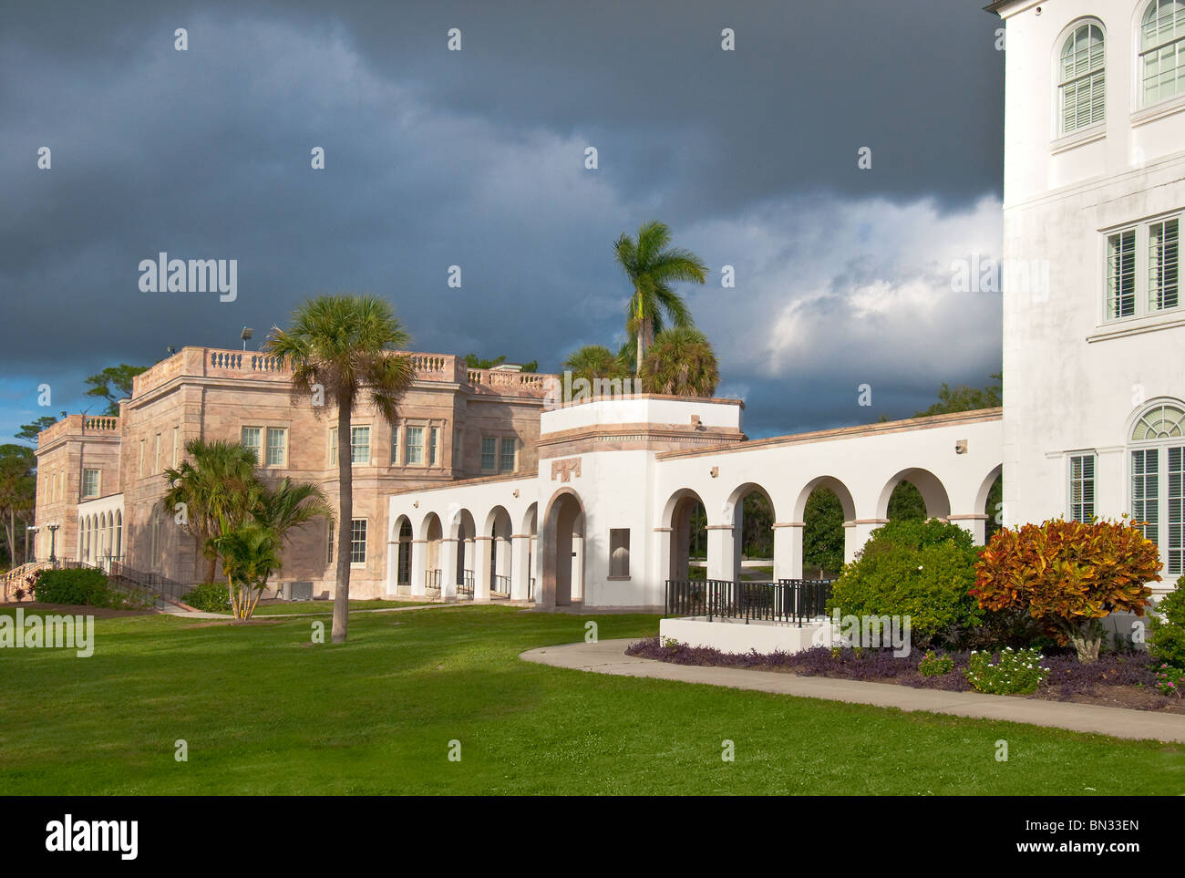 New College Of Florida Founded In 1960, Sarasota, Florida, USA