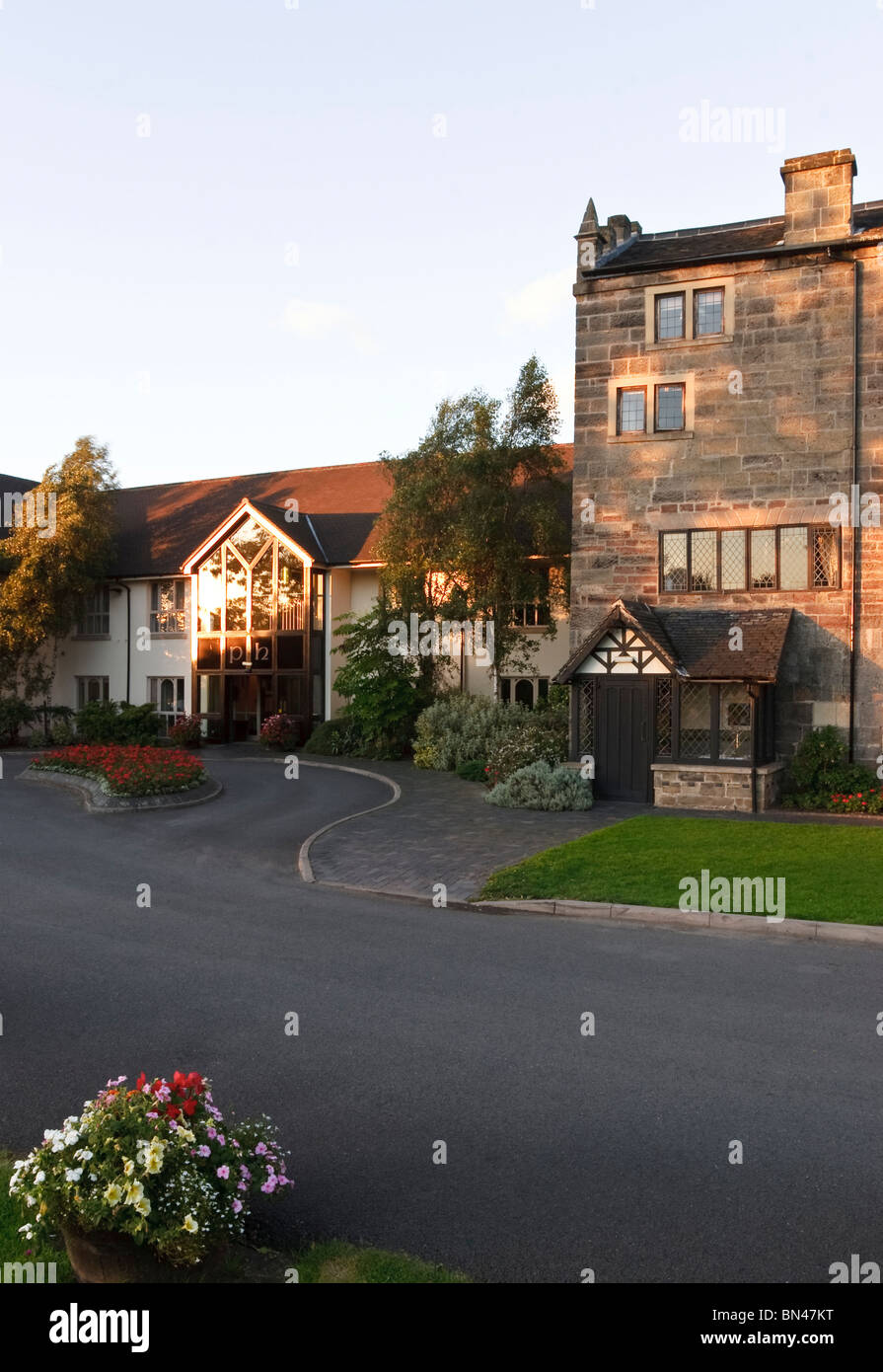 The Priest House Hotel Castle Donington