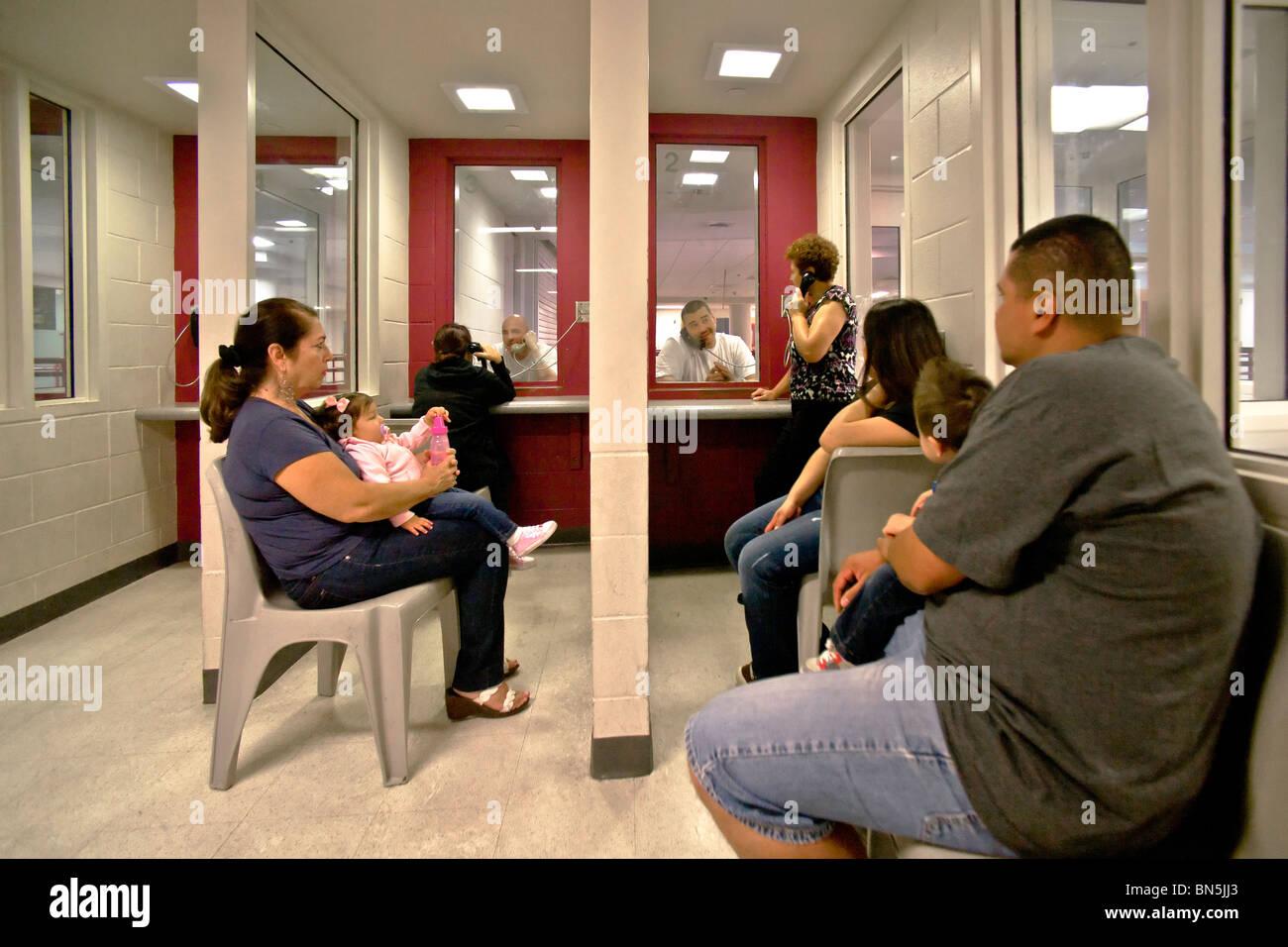 Prison Chatting Room