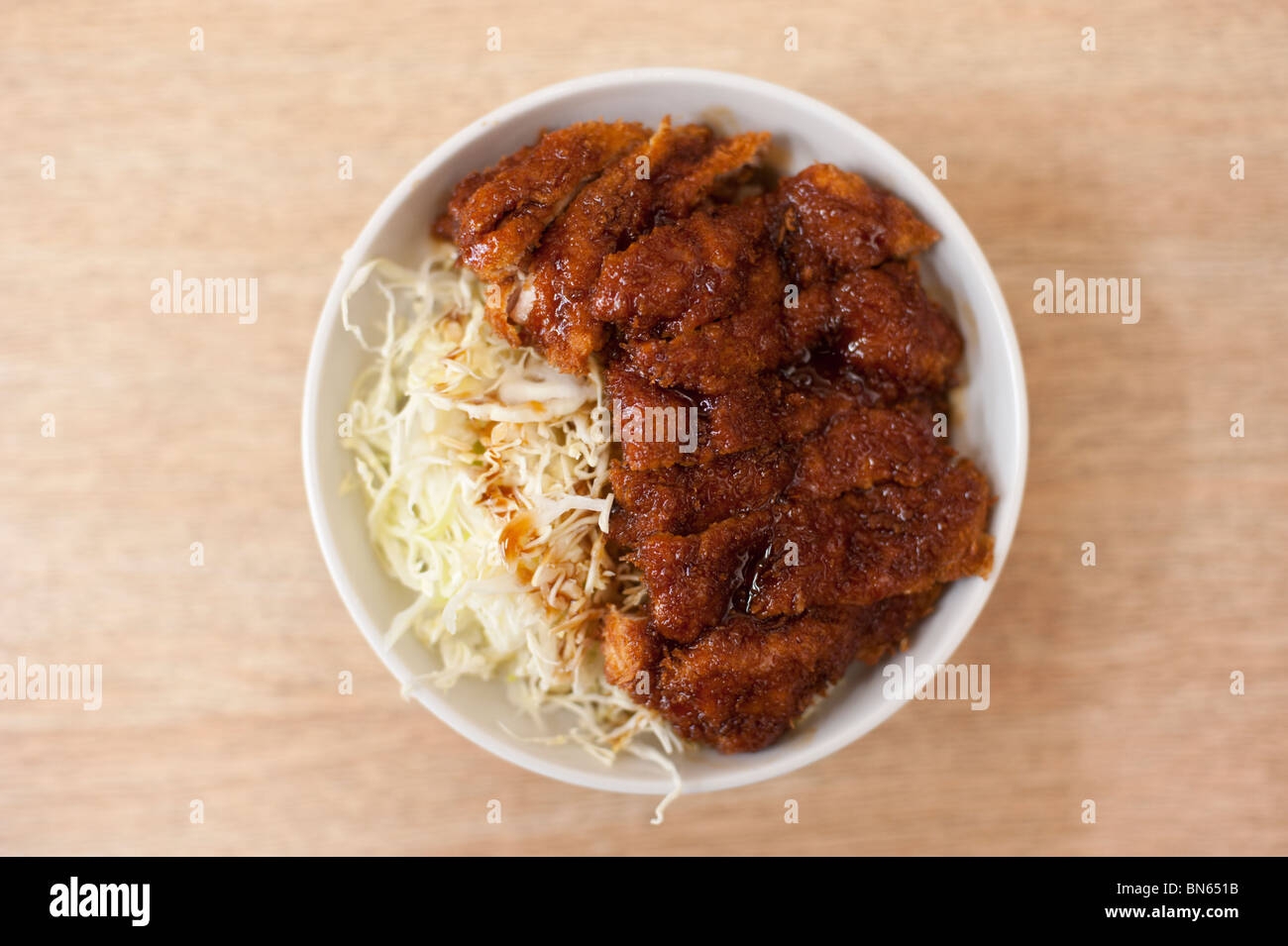 how to cook katsu chicken