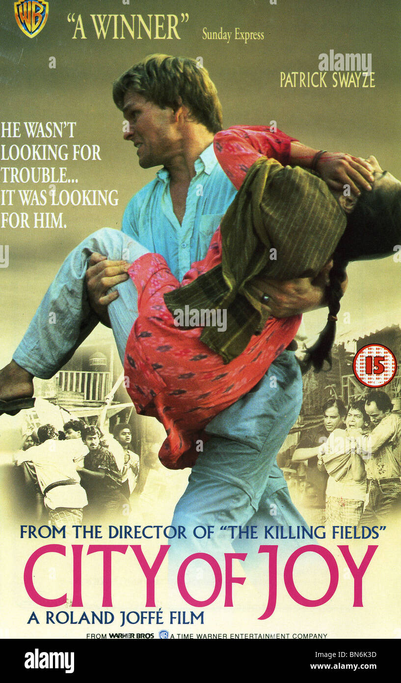 a movie analysis of city of joy by roland joffe Roland joffé: why the director is a his first movie in seven years his 1992 adaptation of dominique lapierre's calcutta-set novel city of joy tanked.