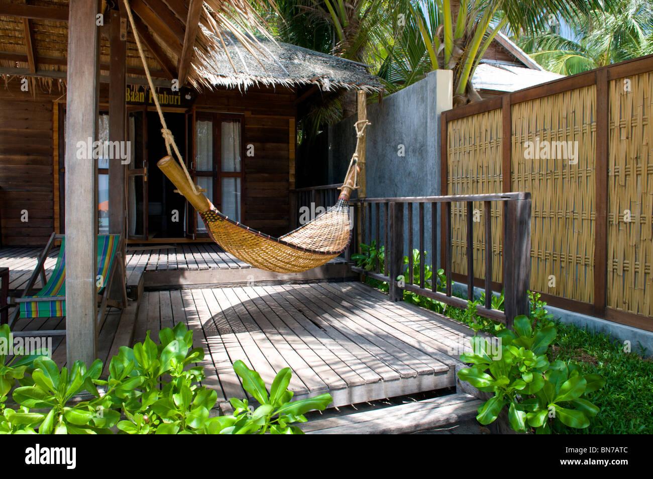 bamboo hammock bamboo hammock stock photo  30280332   alamy  rh   alamy
