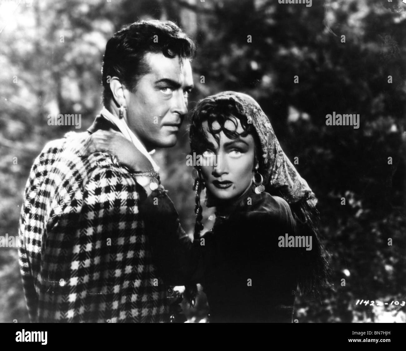 The Golden Earrings 1947 Ray Milland Marlene Trich Mitc