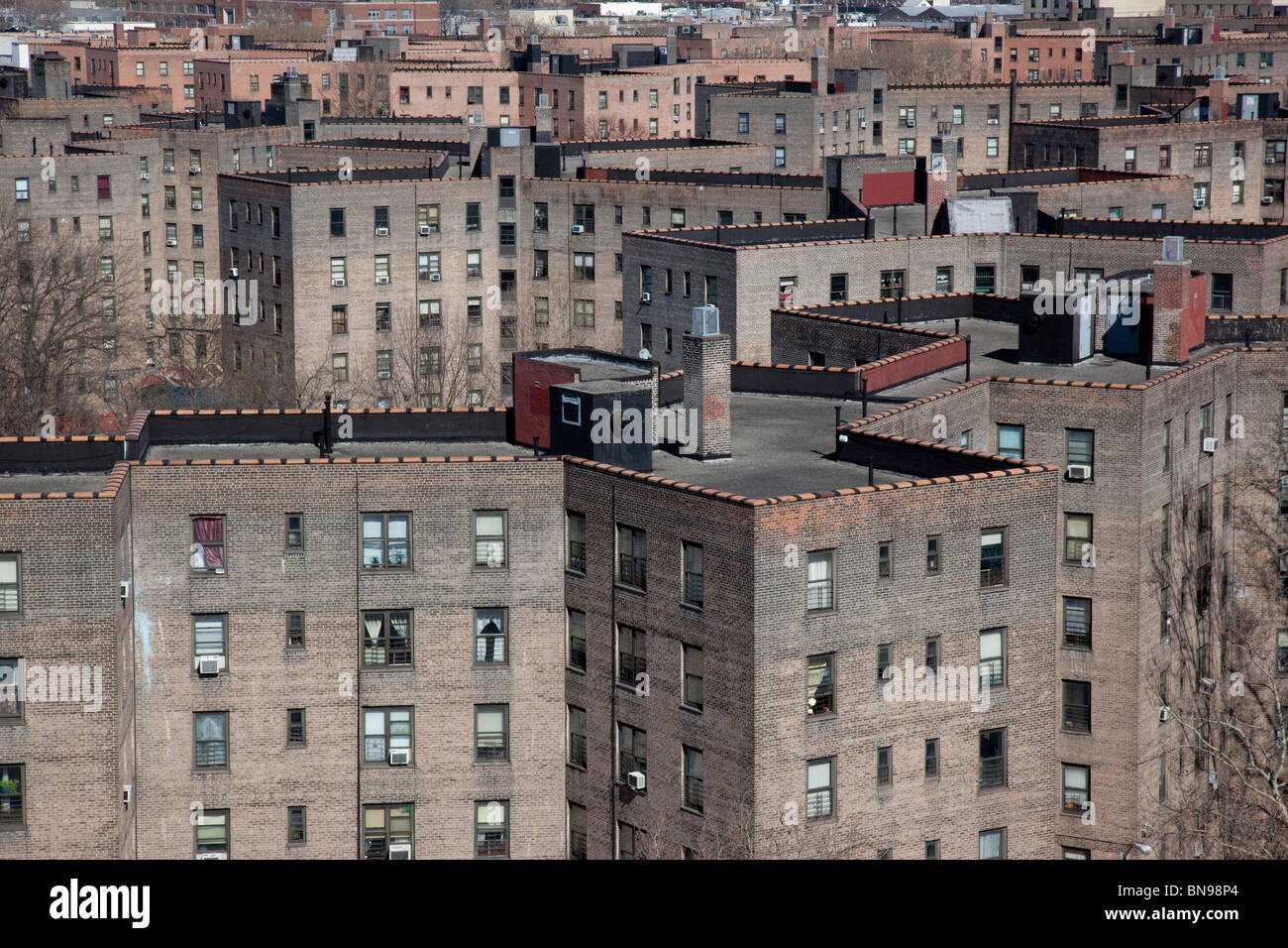 apartment complexes long island new york. projects in long island city, queens, new york - stock image apartment complexes