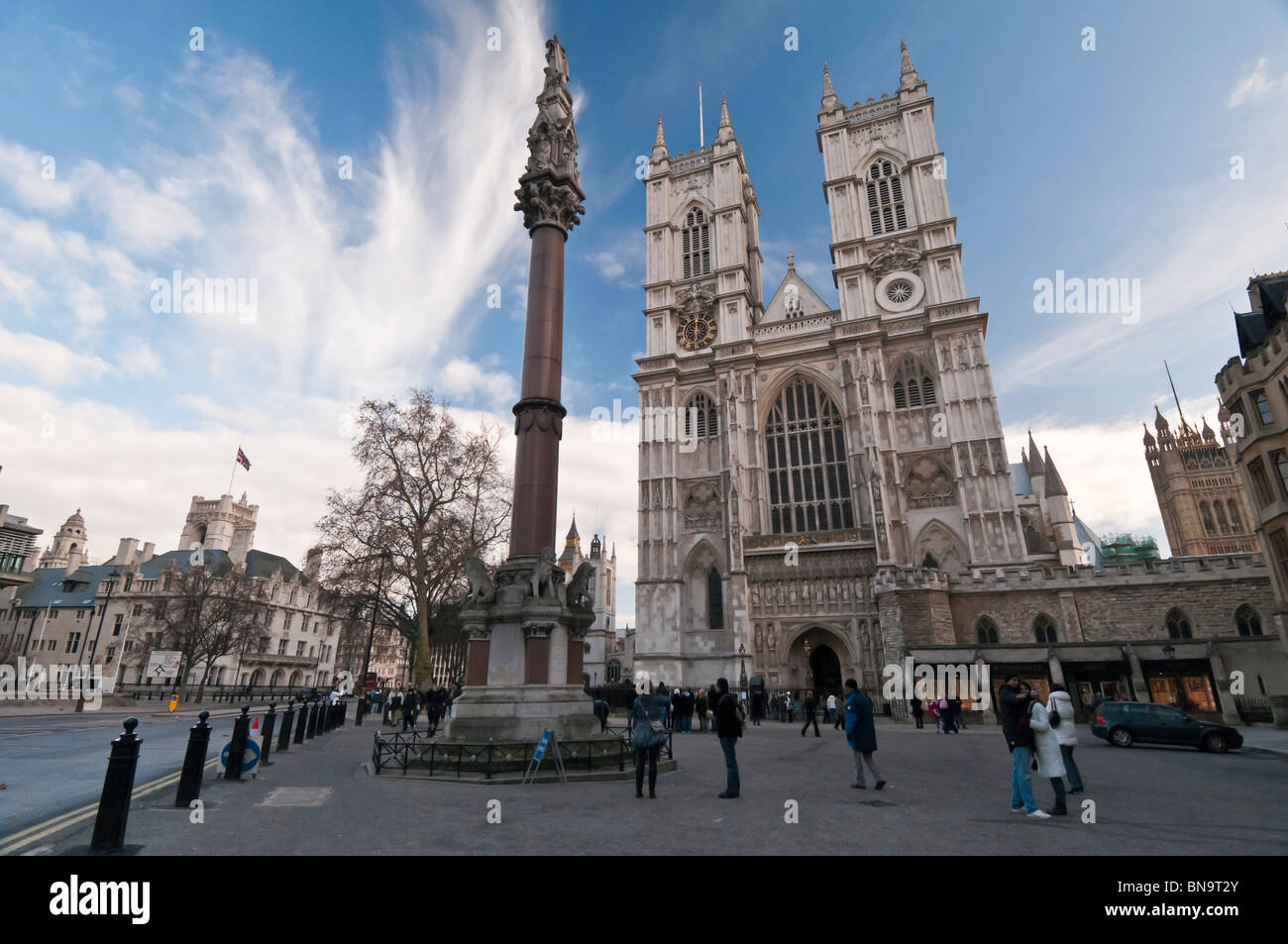 Westminster Abbey Great West Door London United Kingdom & Westminster Abbey Great West Door London United Kingdom Stock ... Pezcame.Com